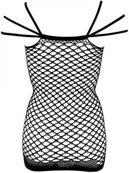 Erotisches Netzkleid