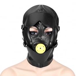 Maske mit Knebel