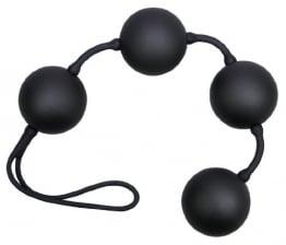 Velvet Black Balls Liebeskugeln
